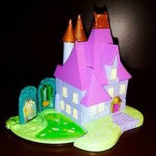 1995 cinderella enchanted castle vintage playsets