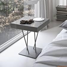 beistelltisch designer designer beistelltisch bontempi casa mit gestell aus