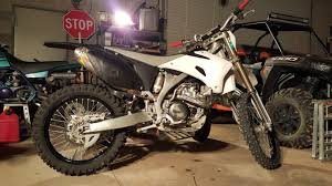 2009 yz450f project yamaha raptor forum