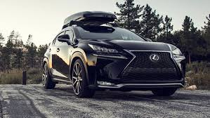 lexus nx and toyota rav4 lexus nx f sport with vossen vfs 1 wheels auto moto japan bullet