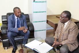 Radio Tbc Taifa Tanzania Dar Es Salaam Dkt Harrison Mwakyembe Atembelea Makao Makuu Ya Tbc Jiachie