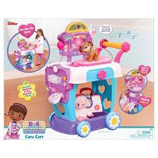 doc mcstuffins hospital care cart target