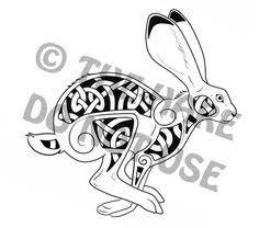 Emma Freud Rabbit Hutch Celtic Rabbit Google Search Celtic Pinterest Rabbit