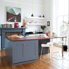 shaker kitchen island shaker kitchens kitchen design ideas photo gallery ideal home
