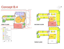 Cafeteria Floor Plan by Cabot Pto Cabot Building Project U2013 Alternative Design Concept B4