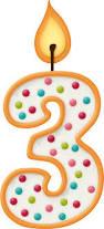 birthday martini gif gifs velas de cumpleaños con números aniversaris pinterest