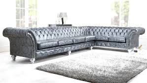 Grey Tufted Sofa by Category Leather Sofa 0 Citehotel