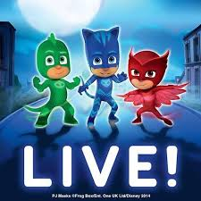 pj masks live hero kids phoenix