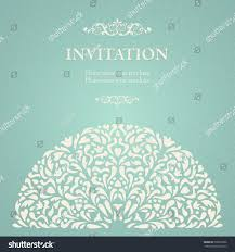 vector green background ornamental decoration stock vector