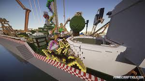 Minecraft 1 8 Adventure Maps Funland 3 Adventure Map For Minecraft 1 8 1 7 Minecraftxl