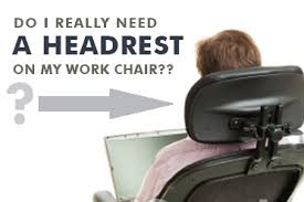 desk chair with headrest do i really need a headrest for my chair bsi
