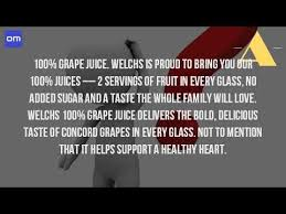 welch s light grape juice nutrition facts what are the ingredients in welchs grape juice youtube