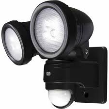 Led Security Lights Outdoor Philips Led Security Light Security Lights Mitre 10