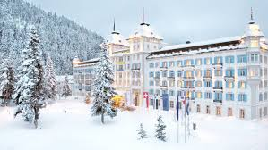 kempinski grand hotel des bains st moritz switzerland youtube