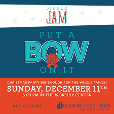 christmas at northside jingle jam performance
