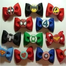 cool hair bows comic book hair bows crafts