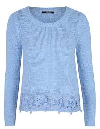 womens boots in asda crochet trim jumper george at asda fofo