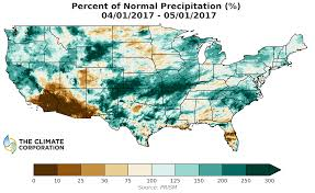 Normal Illinois Map by Wet Weather At Planting Another Variable In The Mix