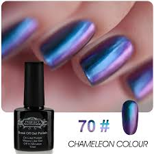 6 pcs glitter tips builder solid nail uv color temperature