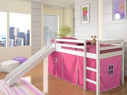Girls White Twin Bed Stylish Futon Bunk Bed Tags Kids Full Bed Low Twin Bed For