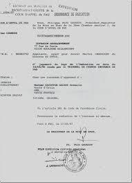 radiation chambre de commerce rapport de maître marc baroni ordonnance de radiation du 17 juin