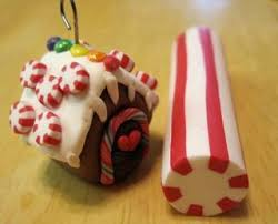 How To Make Christmas Ornaments Out Of Beads - 1327 best clay beads images on pinterest