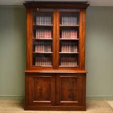 White Antique Bookcase by Antique Bookcases U2013 A Great Home Addition All About Home Design