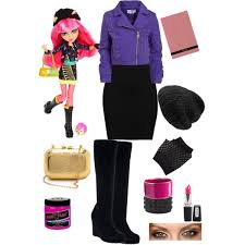 Howleen Wolf 13 Wishes Inspired By Howleen Wolf From Monster High Polyvore