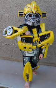 Bumblebee Halloween Costumes Coolest Bumblebee Costume Ideas Transformer Halloween