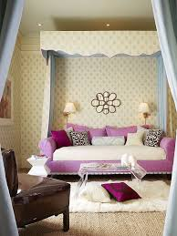 Purple Pink Bedroom - 55 room design ideas for teenage girls