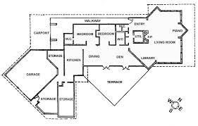 Frank Lloyd Wright Home And Studio Floor Plan Frank Lloyd Wright