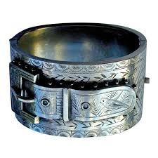 sterling silver cuff bangle bracelet images Antique victorian sterling silver cuff bracelet for sale at 1stdibs jpg
