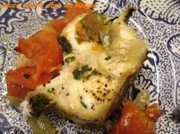 comment cuisiner le congre poisson congre au four douce cuisine dans les nuages