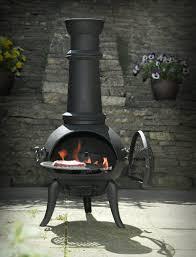 chimera fire pit ceramic chimney fire pit starter