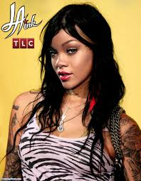 best tattoo celebrity rihanna tattoo pictures