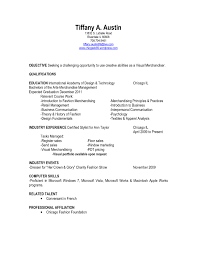 Resume Templates Google Visual Merchandiser Resume Free Resume Example And Writing Download