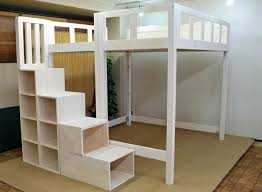 Bunk Bed King King Loft Beds Fantastic Storage Steps For Bunk Bed And Best Bunk