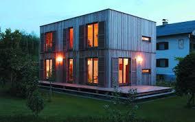wohncontainer design häuser aus containern bauen aussen dekoration ideen mit
