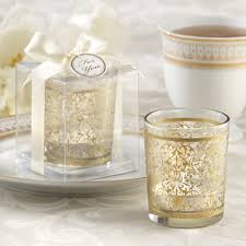 glass tea light holders golden renaissance glass tea light holder