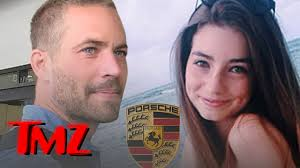 paul walker blue porsche paul walker u0027s daughter sues porsche he was burned alive in faulty
