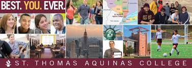 Thomas Aquinas Desk Alumni Us St Thomas Aquinas College Greater New York City Area