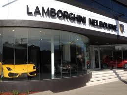 lamborghini dealership hsj corporate services australia corporate signage lamborghini