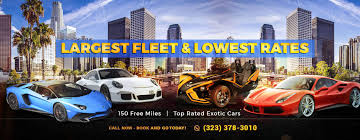 exotic cars exotic car rental los angeles ferrari lamborghini slingshot
