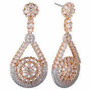 design of gold earrings with design new gold earrings designs products trending products