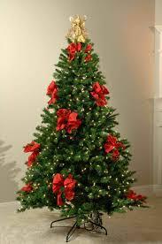professionally decorated trees with ribbon temasistemi net