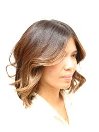 Sunkissed Brown Hair Extensions by Wavy Sun Kissed Bob U2013 Hair Color Rehab