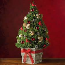 small artificial christmas trees christmas marvelous small christmas tree with home decorating