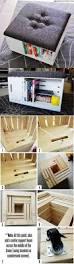office storage ottoman best 25 ottoman storage ideas on pinterest bedroom ottoman