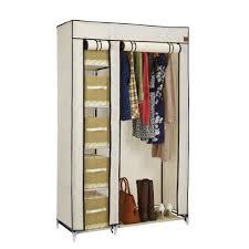 15 best ideas of wardrobe double hanging rail