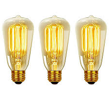home depot edison light bulbs globe electric 31321 60w vintage edison s60 squirrel cage